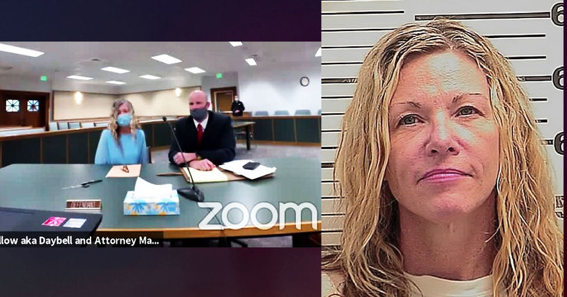 Lori Vallow-Daybell pleads not guilty to conspiracy; jury trial set for April