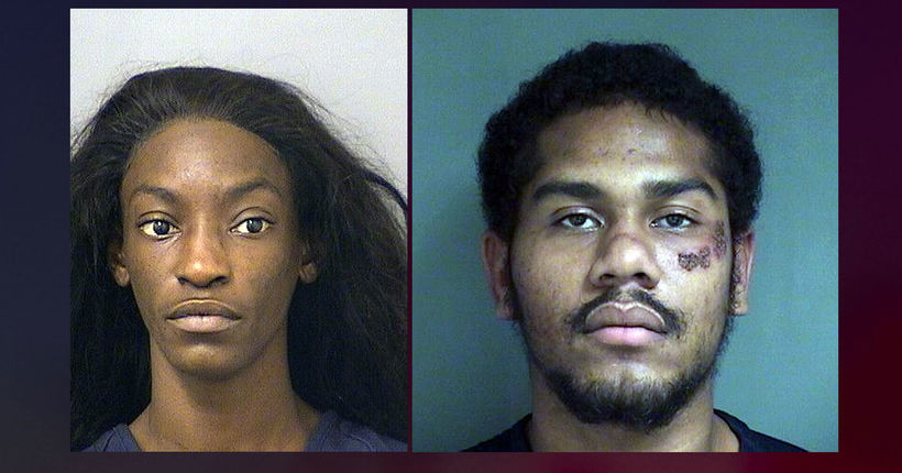 Florida couple accused of forcing woman into prostitution