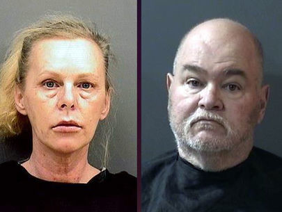 Wife, retired cop charged in poison-mushroom murder of Indiana man