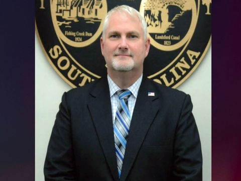 South Carolina county supervisor indicted for alleged meth-trafficking