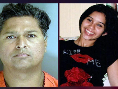 Man arrested in Florida cold-case murder of 16-year-old stepdaughter