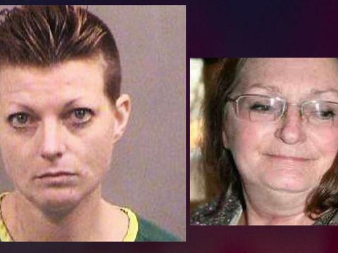 Kansas woman gets life for cutting head off ex-boyfriend's mother