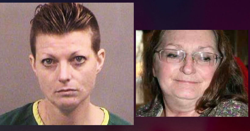 Kansas woman sentenced to life in prison for cutting head off ex-boyfriend's mother