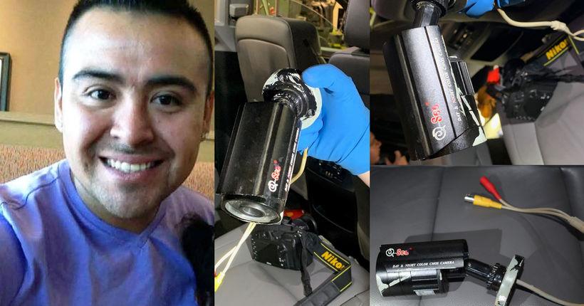 Investigators seek info on camera found in missing Georgia man's vehicle