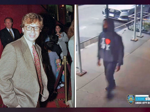 Suspected Rick Moranis attacker arrested in Manhattan