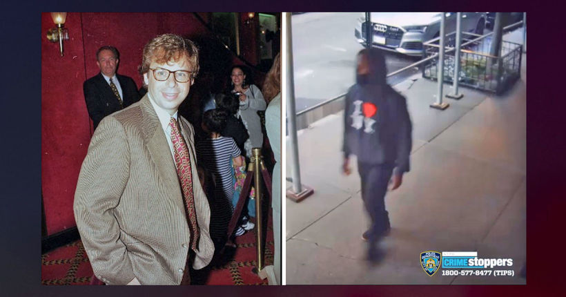 Actor Rick Moranis punched in random NYC attack; suspect sought