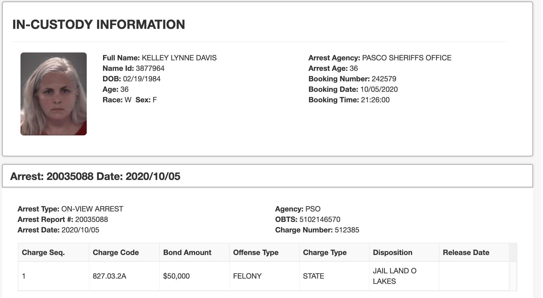 kelley-davis-pasco-county-jail