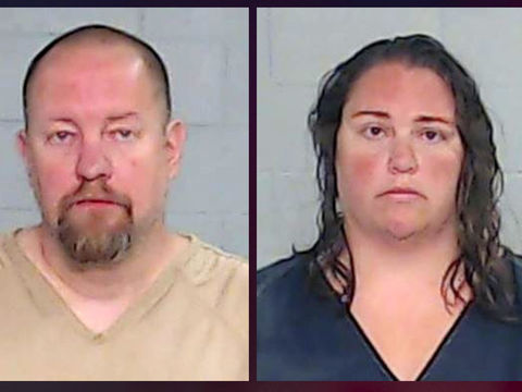 Girl forced to jump on trampoline dies; guardians charged with murder