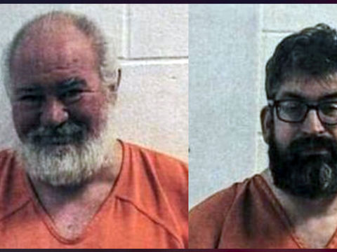 2 Oklahoma men charged in castration, cannibalism plot: Sheriff