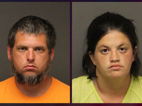 Baby critically injured with BB in back of skull; 3 arrested