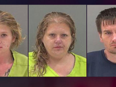 Texas newborn dead after heroin hospitalization; 3 charged