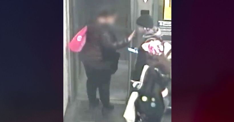 Woman attacked after asking pair to put on masks in Brooklyn subway station: Police