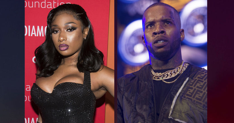 Rapper Tory Lanez pleads not guilty in Megan Thee Stallion shooting