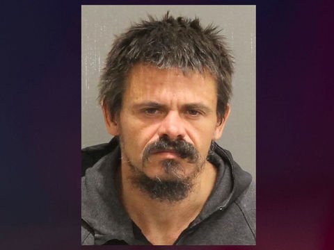 Cops find naked man, feces-covered walls inside burglarized home