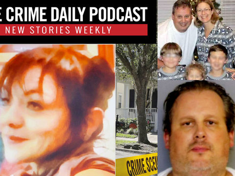 Confessed killer claims dead wife murdered family; Cops debunk cover-up - TCDPOD