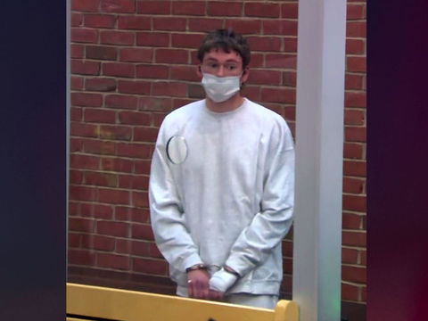 Massachusetts man accused of killing parents sent for evaluation