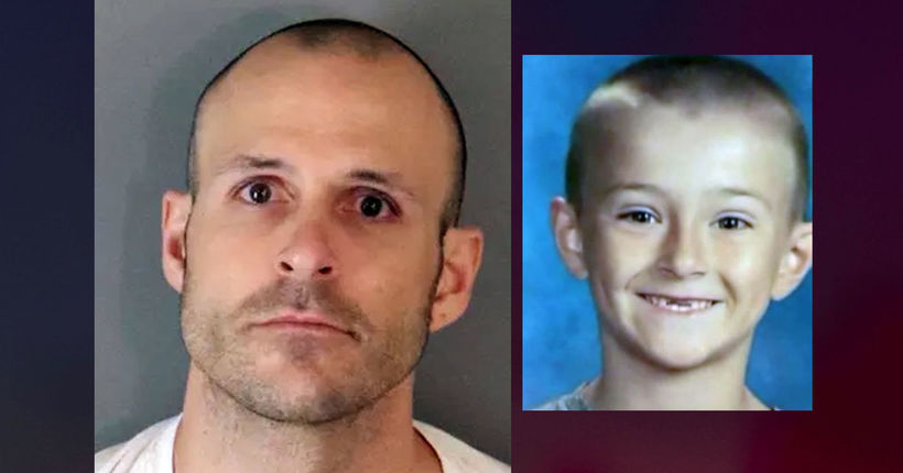 California man indicted for torture, murder of missing 8-year-old son