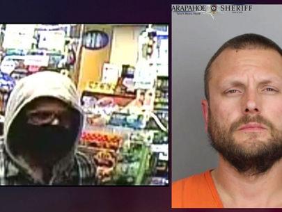 Girlfriend turns in gas station robbery-murder suspect