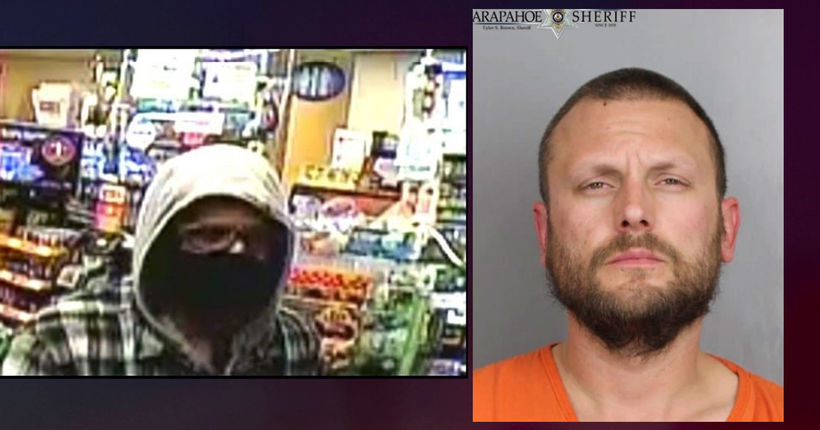 Girlfriend turns in gas station robbery-murder suspect