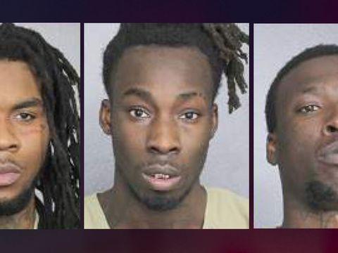 Florida rapper, 2 others arrested in violent home invasion