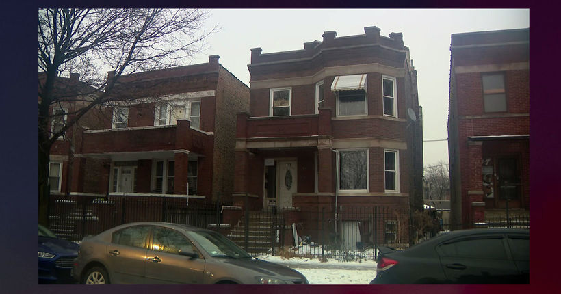 Mother charged after 7 kids found alone in vacant Chicago apartment