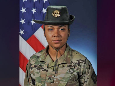 Army drill sergeant shot multiple times in her car on Texas highway