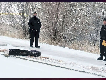 Human remains found in 2 suitcases in Denver neighborhood