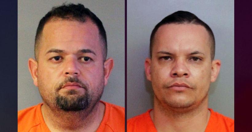Florida men accused of stealing veterans' skulls from cemetery for religious shrine
