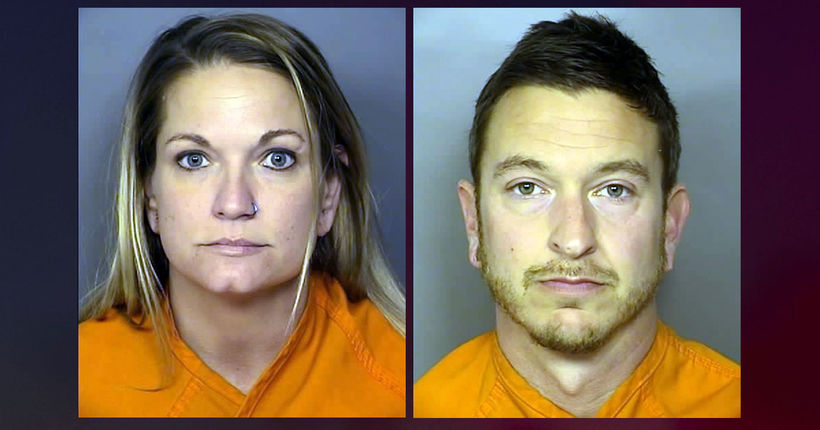 South Carolina couple arrested for public porn booked again